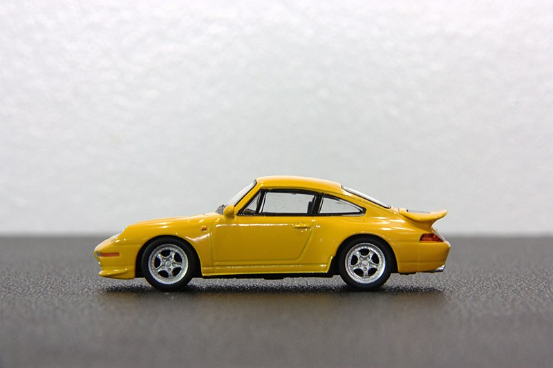 Review Kyosho 1 64 Porsche 911 Carrera Rs 993
