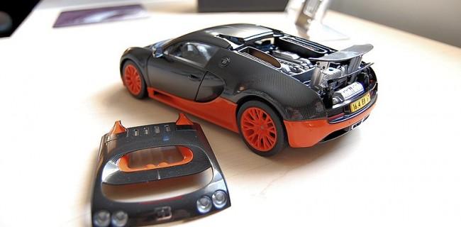 REVIEW: AUTOart Bugatti Veyron 16.4 Super Sport WRC