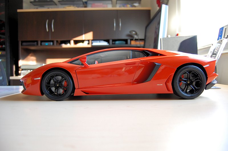 Review Pocher Lamborghini Aventador Lp700 4