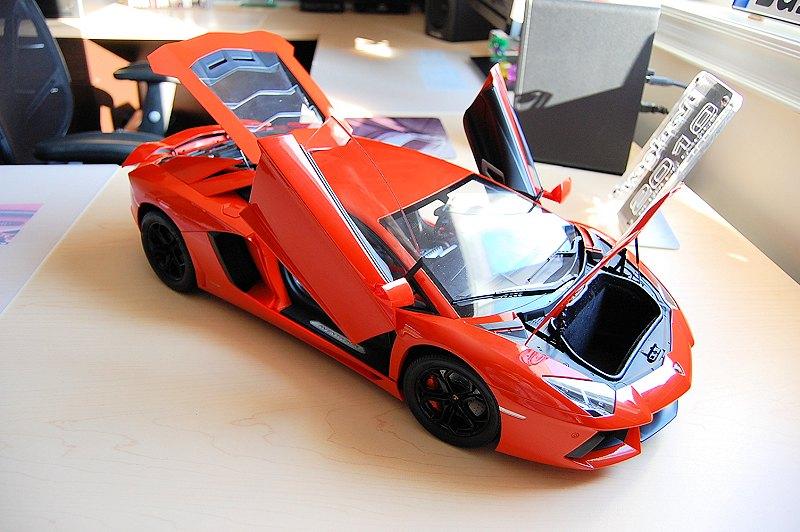 Review Pocher Lamborghini Aventador Lp700 4 Diecastsociety Com