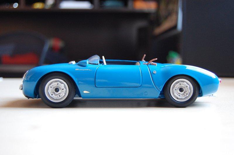 Review Schuco Porsche 550 A Spyder Diecastsociety Com