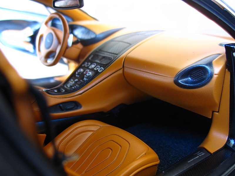 The Interior Is A Real Treat, As We Now Have Four Different Choices When It  Comes To Colour. In Fact, I Canu0027t Remember AUTOart Ever Offering A Model  With ...