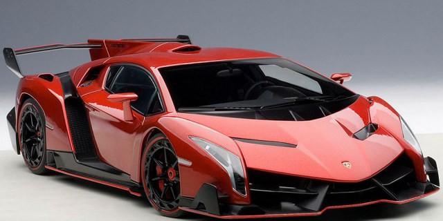 First Pics: AUTOart's Red Veneno & AM Vantage V12 GT3 ...