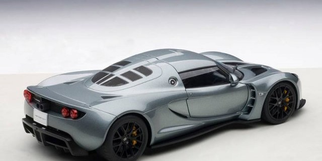 AUTOart Hennessey Venom GT U2013 Silver