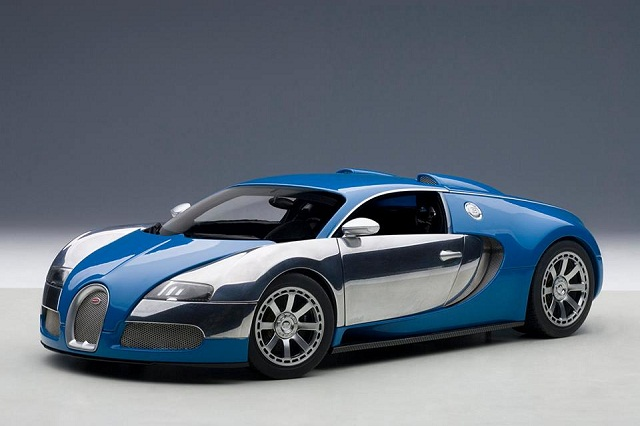 autoart long awaited bugatti veyron l 39 edition centenaire. Black Bedroom Furniture Sets. Home Design Ideas