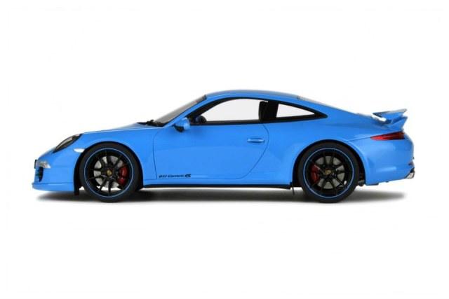 gts porsche 911 991 carrera 4s aero kit blue2. Black Bedroom Furniture Sets. Home Design Ideas
