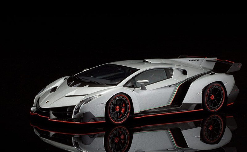 ... Founder Of LAMBOdiecast.com, The Lamborghini Scale Car Collection ...