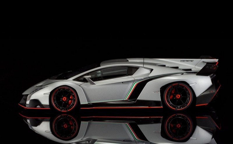 Founder Of LAMBOdiecast.com, The Lamborghini Scale Car Collection ...