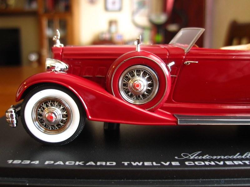 Packard Twelve Convertible