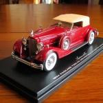 Packard Twelve Convertible16
