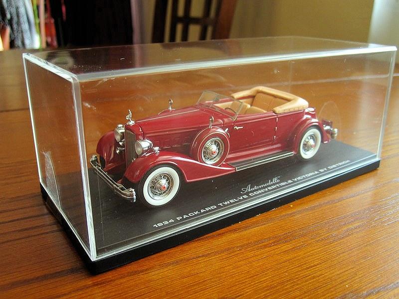 Packard Twelve Convertible19