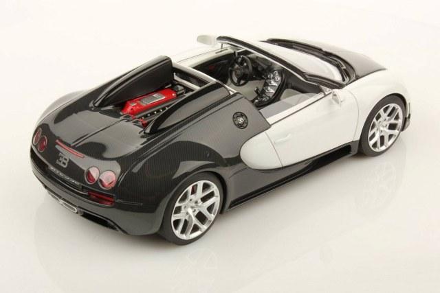 mr collection new bugatti veyron 16 4 grand sport vitesse. Black Bedroom Furniture Sets. Home Design Ideas