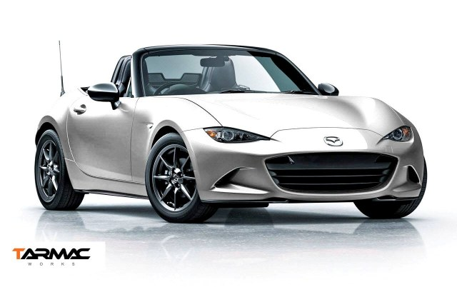 Tarmac Works Announces the Mazda MX5 Roadster ...