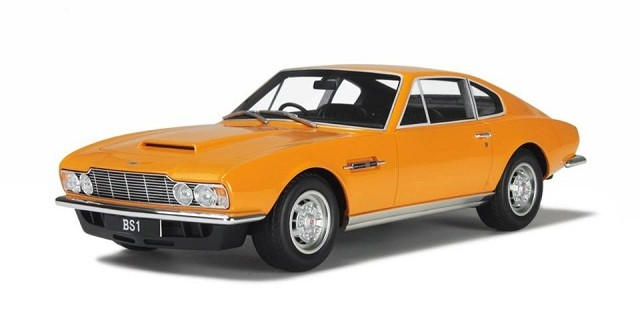 GT Spirit New 1:18 Aston Martin DBS 'The Persuaders ...