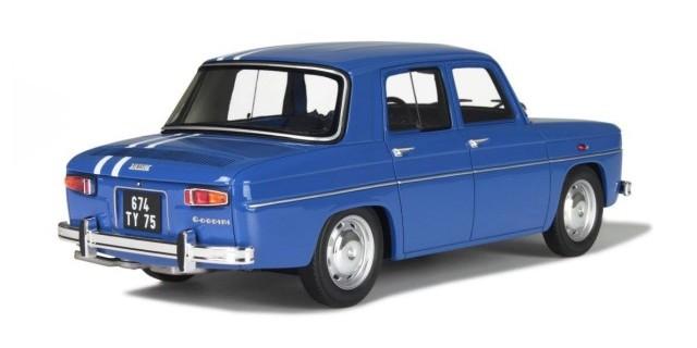 ottomobile new renault r8 gordini 1300. Black Bedroom Furniture Sets. Home Design Ideas