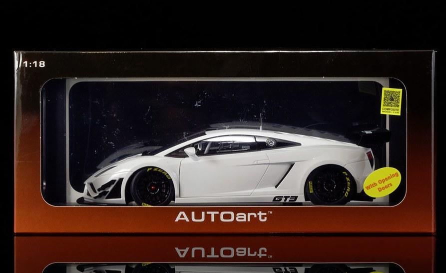 Lamborghini Gallardo GT3 FL224