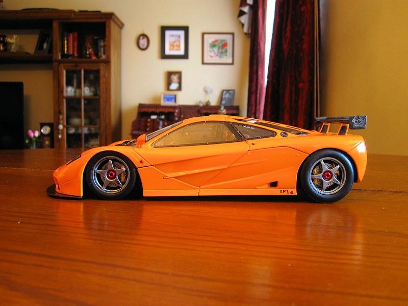 Review Truescale Miniatures Mclaren F1 Lm Xp1