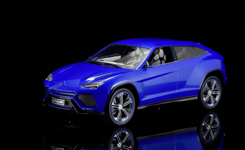 review model car group lamborghini urus concept. Black Bedroom Furniture Sets. Home Design Ideas