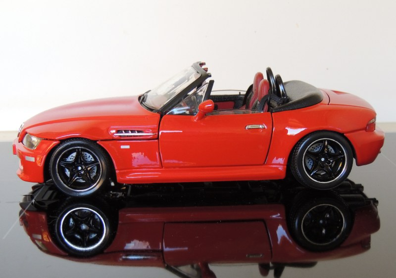 Bmw Z3m Roadster Review Review Bburago 1996 Bmw Z3m
