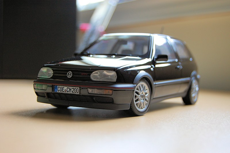 Review norev mkiii golf gti th anniversary edition