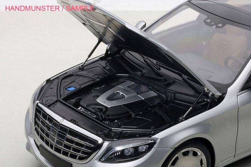 autoart mercedes maybach s klasse s600 swb diecastsociety