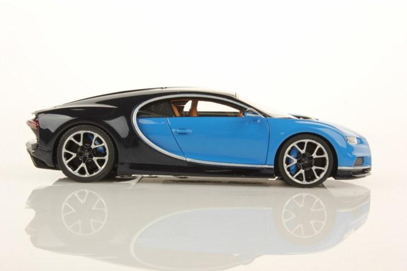 first look: looksmart bugatti chiron • diecastsociety