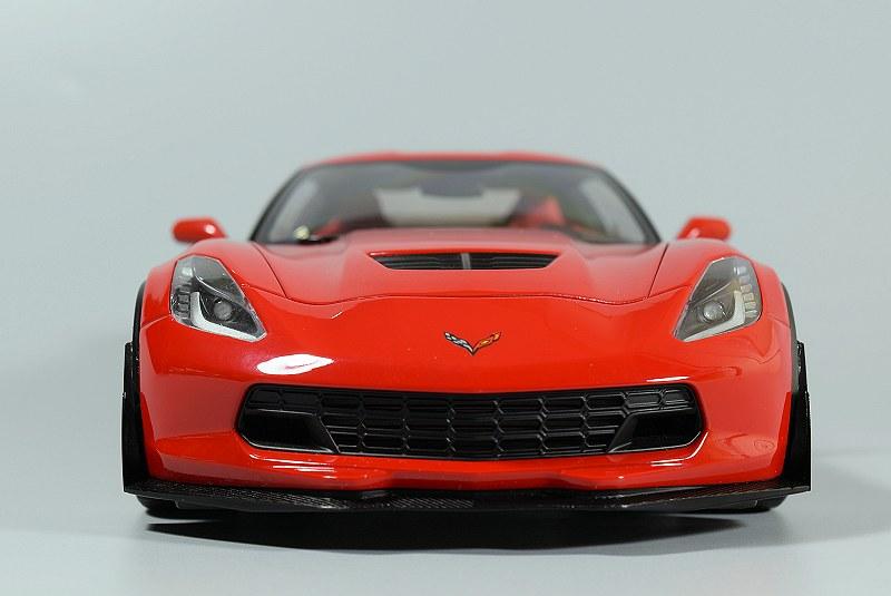Z06 In Torch Red 1 18 Scale By Autoart Diecast Model Legacy Motors
