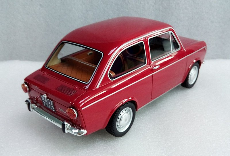 laudoracing models prototype fiat 850 special. Black Bedroom Furniture Sets. Home Design Ideas