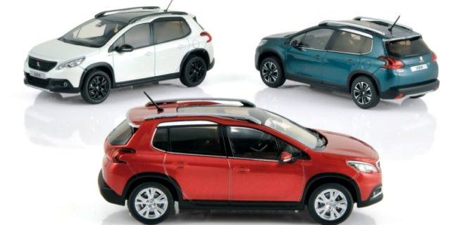 norev_Peugeot 2008 2016