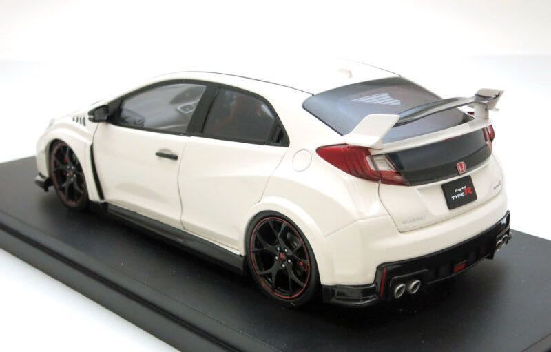 ebbro new honda civic type r hatchback. Black Bedroom Furniture Sets. Home Design Ideas