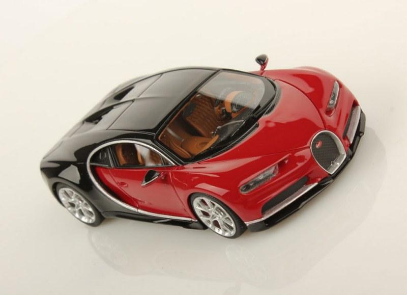 new skin: looksmart bugatti chiron - nocturne/italian red