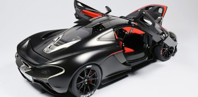 One Of AUTOartu0027s Most Anticipated Models In Recent Times Is The 1:18 McLaren  P1. There Is An Assortment Of Colours Coming, The First Of Which Is The  Matt ...