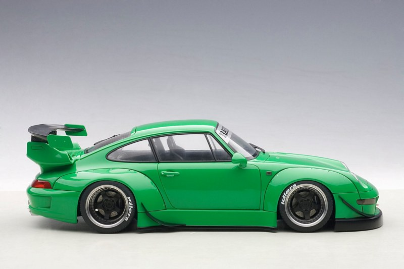 autoart official photos porsche 993 rwb epic fail. Black Bedroom Furniture Sets. Home Design Ideas