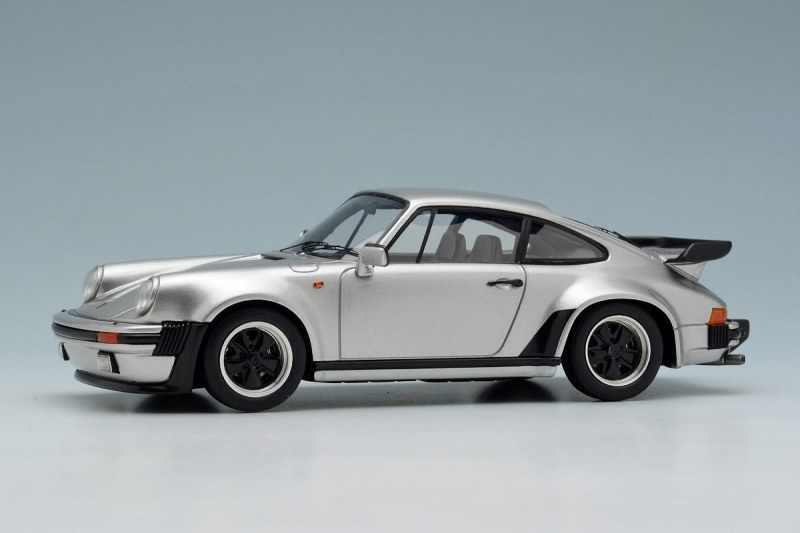make up porsche 930 turbo 3 3 1988 silver. Black Bedroom Furniture Sets. Home Design Ideas