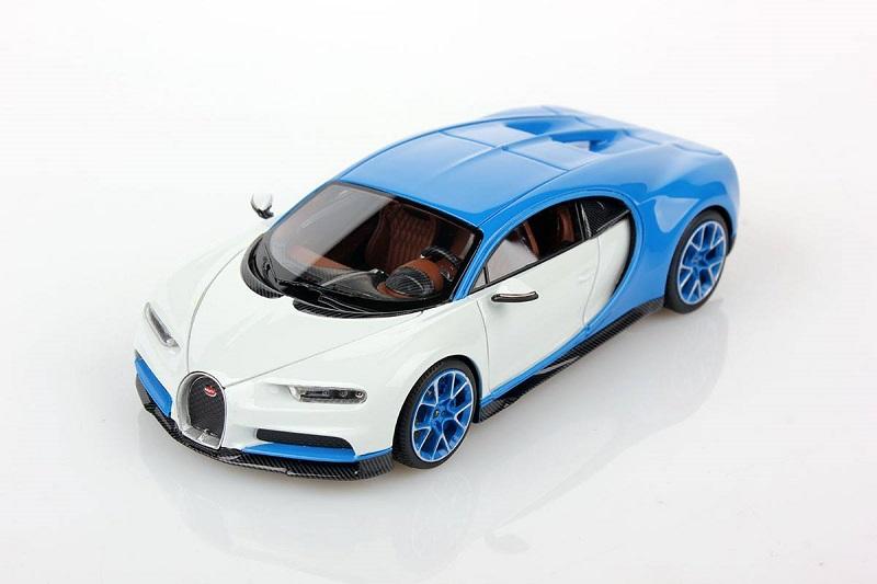 looksmart bugatti chiron - bugatti light blue sport/glacier