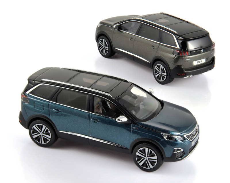 Norev New Peugeot 5008 • DiecastSociety.com