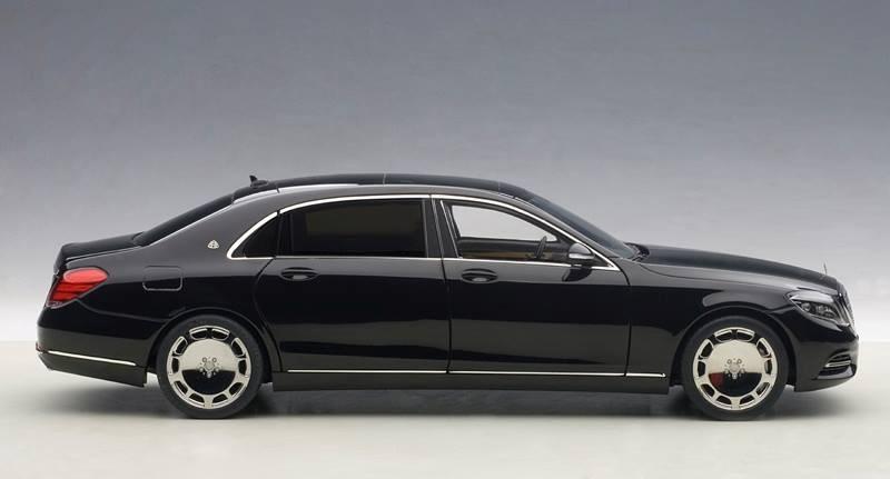 autoart mercedes maybach s klasse s600 swb black. Black Bedroom Furniture Sets. Home Design Ideas