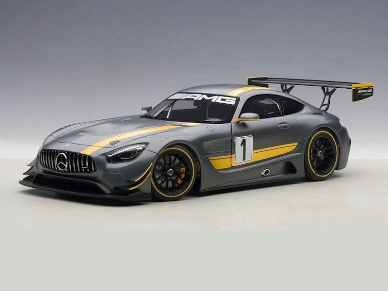 autoart mercedes benz amg gt3 presentation car. Black Bedroom Furniture Sets. Home Design Ideas