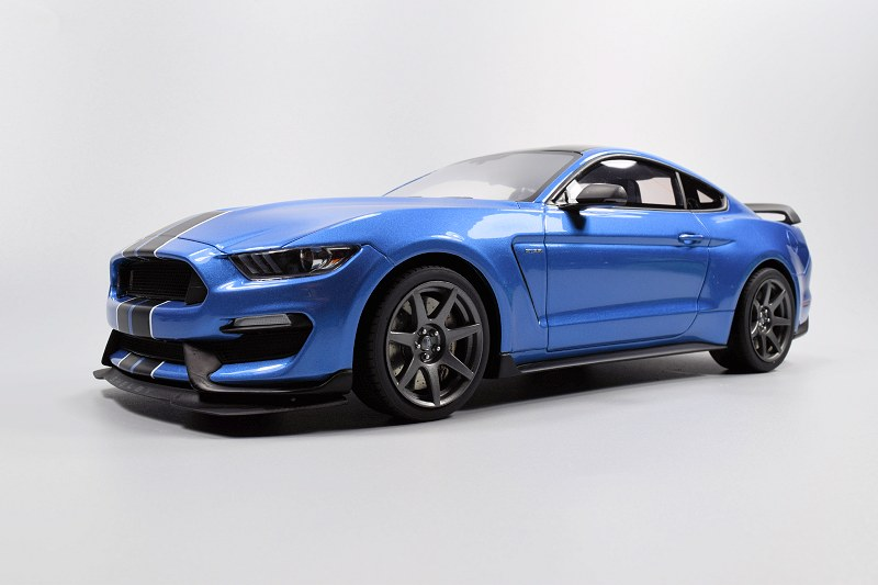 Gt350r Review >> REVIEW: GT Spirit Ford Mustang Shelby GT350R ...
