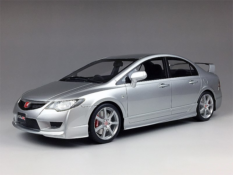 model honda civic type  fd late version diecastsocietycom