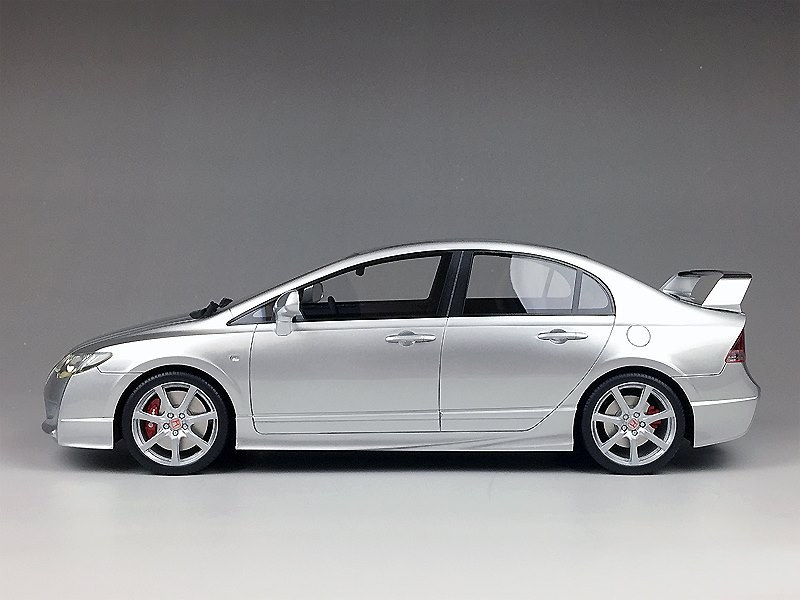 first look one model honda civic type r fd2 late version. Black Bedroom Furniture Sets. Home Design Ideas