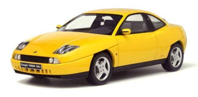 ottomobile new fiat coupe turbo 20v. Black Bedroom Furniture Sets. Home Design Ideas