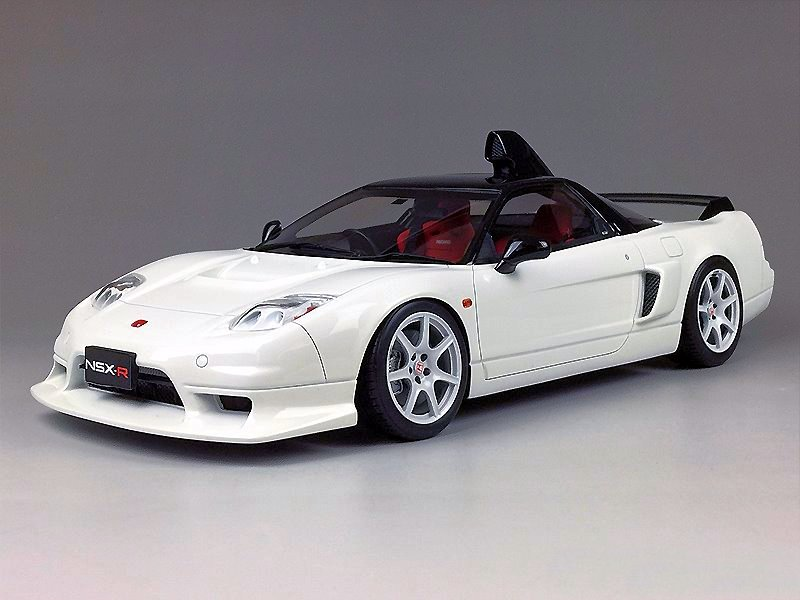 One Model New Acura Nsx R Gt Diecastsociety Com