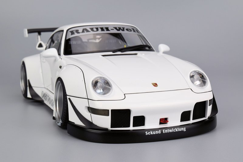 review autoart porsche rwb 993. Black Bedroom Furniture Sets. Home Design Ideas