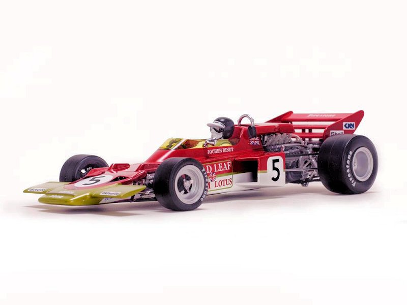 Quartzo Expanding Lotus 72 Series - Jochen Rindt #3 & #5 ...
