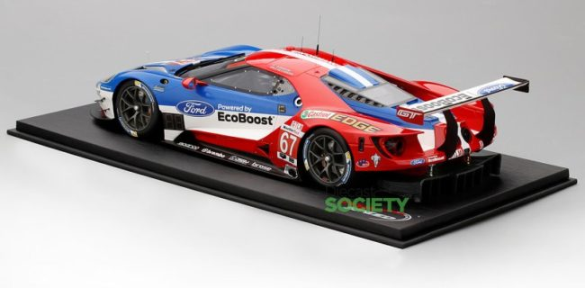 Fans Of The New Ford Gt And Racing Will Appreciate The Latest Offerings From Topspeed A Sub Brand Of Truescale Miniatures Two New  Race Ready Ford Gt