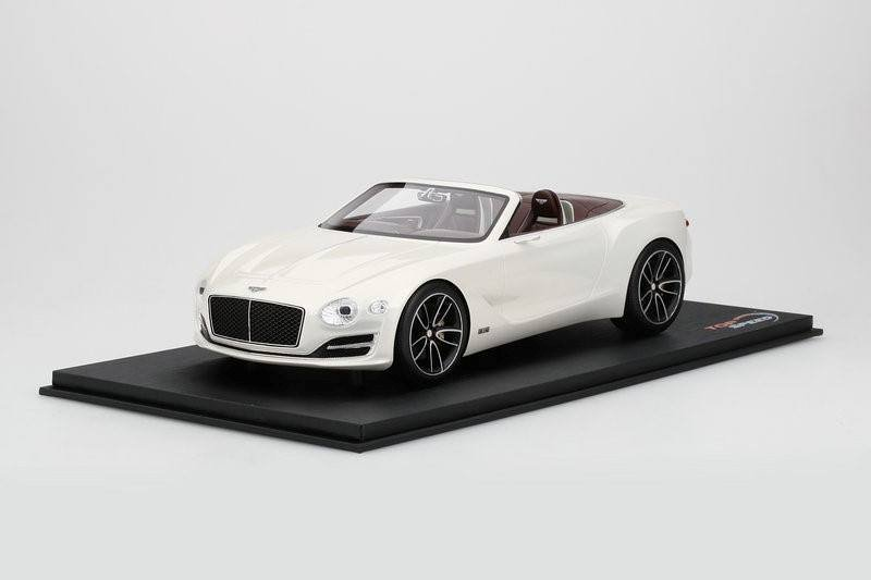 TopSpeed Bentley EXP 12 Speed 6e Prototype • DiecastSociety.com