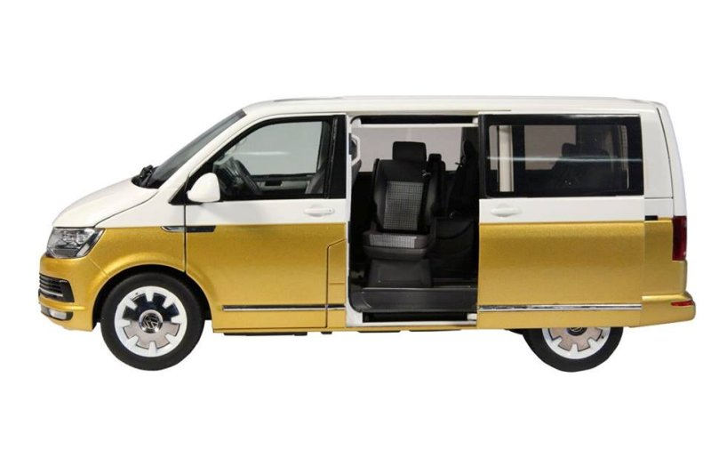 nzg volkswagen multivan t6 70 years. Black Bedroom Furniture Sets. Home Design Ideas