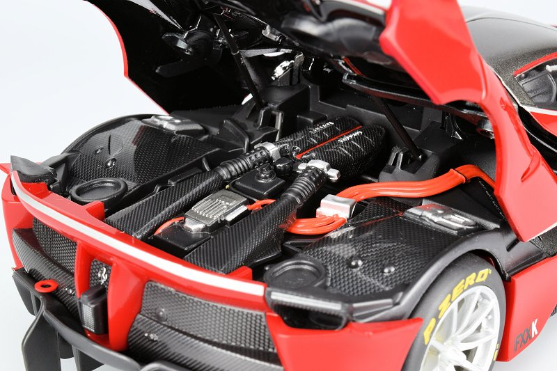 REVIEW Bburago Signature Ferrari FXX K