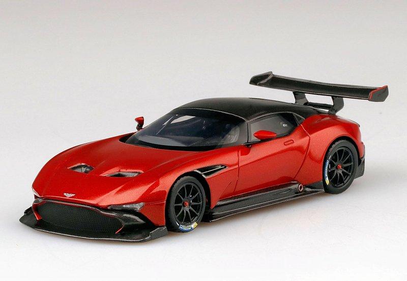 Truescale Miniatures Aston Martin Vulcan Red